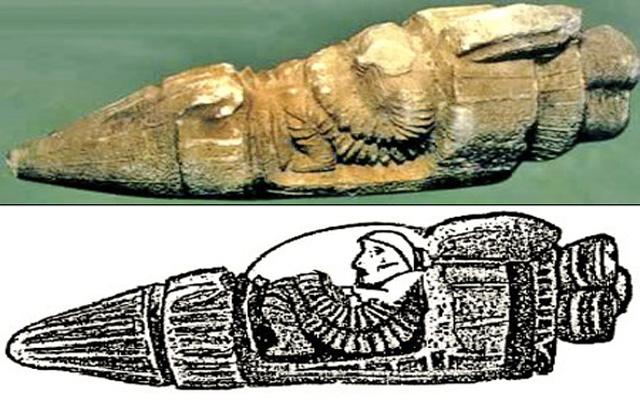 এলিয়েন আগমনের ছবি সহ বিতর্কিত কিছু প্রমাণ